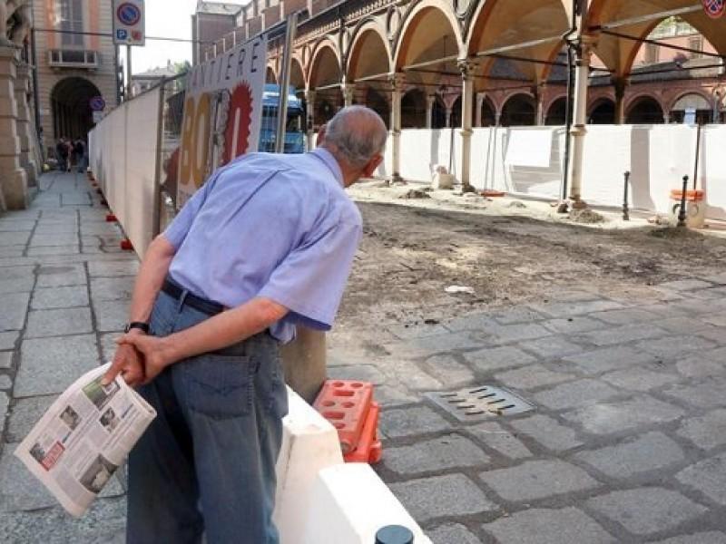 Trevignano, anziano scappa dalla casa di riposo per vedere i cantieri della Pedemontana